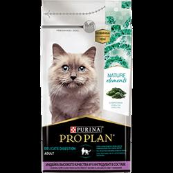 PURINA PRO PLAN NATUR EL DELICATE DIGESTION для взрослых кошек c чувствительным пищеварением - фото 34948