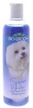 Шампунь Super White Супер-белый 355мл  BioGroom - фото 4705