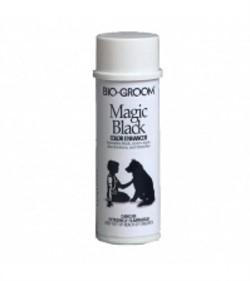 Пена д/укладки черная Magic Black 142г.  BioGroom - фото 4801