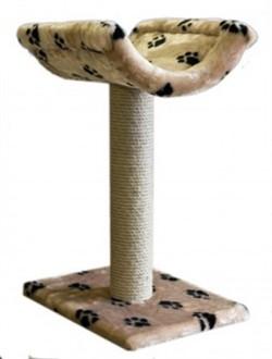 Когтеточка-Лежанка, джут, 40*42*60см (8151) - фото 5197
