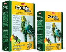 PADOVAN Падован Grandmix Сocorite Корм д/волнистых попугаев 400г - фото 6108