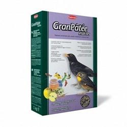 PADOVAN Падован GranPatee insectes Корм д/насекомоядных птиц с насекомыми 1кг - фото 6111