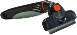 Beeztees Profur Фурминатор Large со сменным ножом 11,5*16см - фото 6186