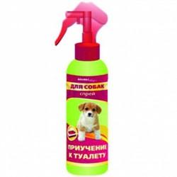 Спрей Деликс-Шарм приучение к туалету для щенков и собак - фото 6637