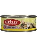 BERKLEY Беркли Консервы для кошек с кроликом, Adult Rabbit - фото 7701