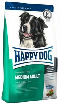 HAPPY DOG  корм д/с Медиум-эдалт - фото 8386