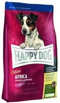 HAPPY DOG корм д/с Суприме Мини Африка для мелких собак - фото 8403