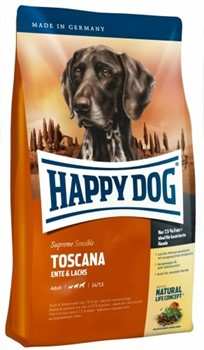 HAPPY DOG .корм д/с Суприме Тоскана - фото 8408