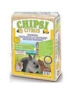 Chipsi Citrus Наполнитель древесный ароматизированный для грызунов 15л*1кг - фото 8674