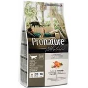 PRONATURE Пронатюр Holistic - Индейка с Клюквой для Кошек