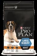 Pro Plan корм для собак крупных пород Мощное телосложение курица