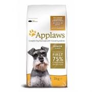 APPLAWS Беззерновой для Пожилых собак Курица/Овощи: 75/25% (Dry Dog Chicken Senior)