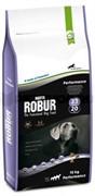 BOZITA Robur для активных собак с курицей и кукурузой, Performance 33/20