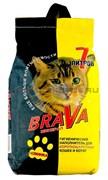 Наполнитель Brava (Брава) Для Короткошерстных Кошек и Котят