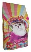 Наполнитель Brava (Брава) Для Длинношерстных Кошек  Мадам Кошкина