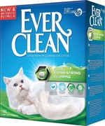 EVER CLEAN Эвер Клин Extra Strong Clumping Scented Наполнитель с ароматизатором