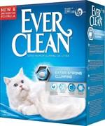 EVER CLEAN Эвер Клин Extra Strong Clumpin Unscented Наполнитель без ароматизатора