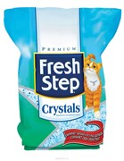 FRESH STEP Силикагелевый наполнитель, Crystals