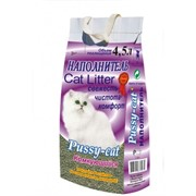 PUSSY-CAT Пуси Кэт Наполнитель комкующийся
