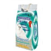 PUSSY-CAT Пуси-Кэт Океанический Наполнитель впитывающий  (зеленый)