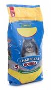 Сибирская кошка Эффект: Впитывающий наполнитель, 5л