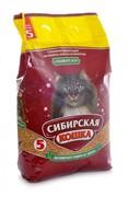 Сибирская кошка Универсал: Впитывающий наполнитель (цеолит)