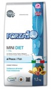 Forza10 Mini Diet Pesce (рыба)