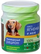 ТитБит Консервы для собак мясо ягненка в желе