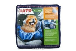 ТитБит Автогамак для собак с бортами