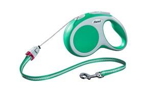 FLEXI рулетка-трос для собак до 8кг, 3м,   (Vario XS cord 3m )