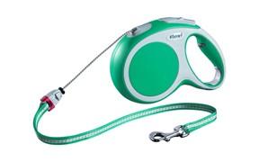 FLEXI рулетка-трос для собак до 20кг, 5м,   (Vario M cord 5m )