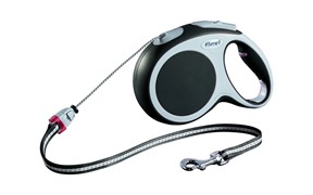 FLEXI рулетка-трос для собак до 20кг, 8м,   (Vario M cord 8m )