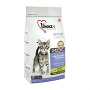 Корм для котят 1st Choice Kitten Здоровый старт с курицей 5.44 кг