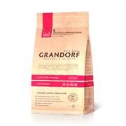 Grandorf  Ягненок с рисом для домашних кошек (2 кг)