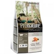 Pronature Holistic   Индейка с Клюквой для Кошек (5,44 кг)