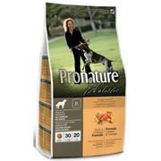 Pronature Holistic  для собак, беззерн., утка с апельсином (13,6 кг)