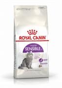 Royal Canin сухой корм для кошек с чувствительным пищеварением (1 7 лет), Sensible 33 (15 кг)