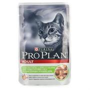 Pro Plan д/к конс.в/у  Nutri Savour ADULT Cat желе ягненок (0,085 кг)