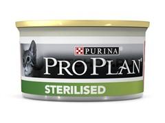 Pro Plan After Care консервы для кастрированных, стерилизованных кошек (с лососем и тунцом) (0,085 кг)