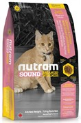 Nutram Kitten  сухой корм для котят S1