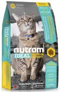 Nutram I12 weight control Cat  сухой корм д/кошек контроль веса
