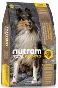 Nutram T23 Chicken & Turkey Dog  сухой корм для собак беззерновой курица с картофелем