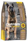 Nutram T26 Lamb Dog  сухой корм для собак беззерновой ягненок и бобовые