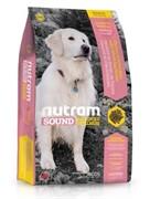 Nutram S10 Senior Dog сухой корм для пожилых собак