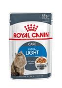 ROYAL CANIN Кусочки в желе для кошек Light weight care (0,085 кг)