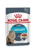 ROYAL CANIN Кусочки в соусе для кошек Urinary care in gravy (0,085 кг)