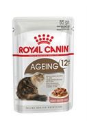 ROYAL CANIN Кусочки в соусе для кошек старше 12 лет, Ageing+12 (0,085 кг)