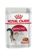 ROYAL CANIN Instinctive Кусочки в соусе для кошек (0,085 кг)