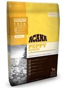 ACANA Heritage Puppy & Junior для щенков всех пород