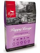 Orijen Puppy Large 85/15 корм беззерновой для щенков крупных пород Цыпленок